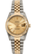 Datejust Circa 1981 Yellow Gold and Stainless Steel Automatic