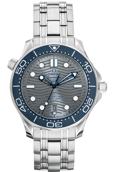Seamaster Diver 300M Stainless Steel Automatic