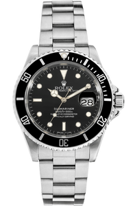 Submariner Tritium Dial Lug Holes Stainless Steel Automatic