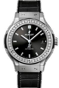 Classic Fusion Titanium Diamonds