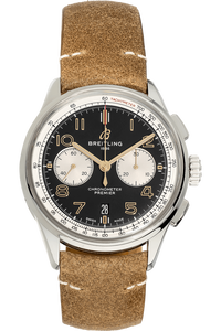 Premier B01 Chronograph Stainless Steel Automatic