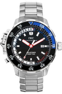 Aquatimer Deep Two Stainless Steel Automatic