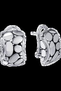 Kali Silver Hi-Way Earrings