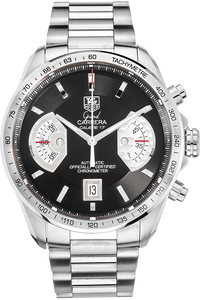 Grand Carrera Chronograph Stainless Steel Automatic