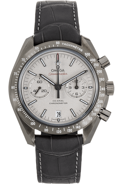 Speedmaster Moonwatch Grey Side of the Moon Ceramic Automatic