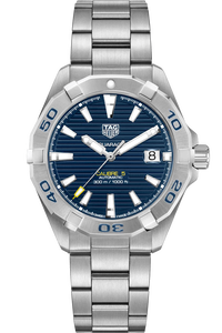 Aquaracer 300M Steel Bezel Calibre 5 Automatic