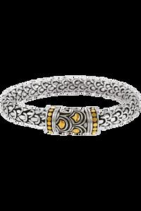 Naga Gold & Silver Bracelet