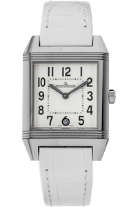 Reverso Squadra Lady Stainless Steel Automatic