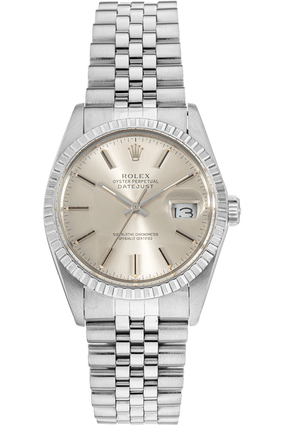 Datejust Circa 1980s Stainless Steel Automatic