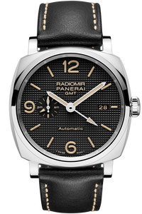 Radiomir 1940 3 Days GMT Automatic Acciaio- 45mm