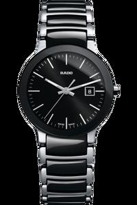 Centrix Small Quartz Black Dial