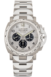 Luminor Chrono Flyback Titanium and Stainless Steel Automatic