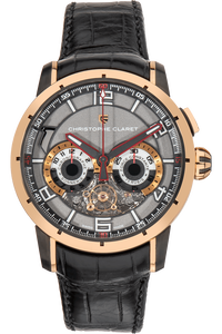 Kantharos Chronograph Rose Gold and Titanium Automatic