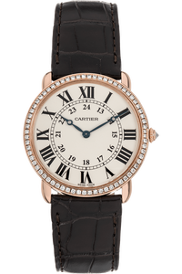 Ronde Louis Rose Gold Manual
