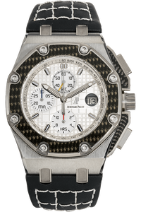 Royal Oak Offshore Chrono Montoya LE Titanium Automatic