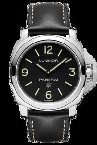 Luminor Base Logo 3 Days Acciaio - 44mm