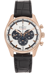 El Primero Striking 10th Limited Edition  Rose Gold Automatic