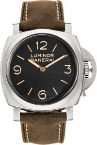Luminor 1950 Left-Handed 3 Days Stainless Steel Manual