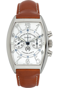 Casablanca Chronograph Limited Edition Stainless Steel Automatic