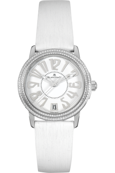 Villeret Ultra Slim Stainless Steel Automatic