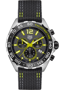 Formula 1 Quartz Grey Nylon Chronograph