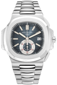 Nautilus Chronograph Reference 5980 Stainless Steel Automatic