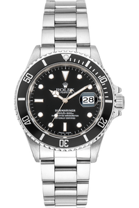 Submariner Circa 1987 Stainless Steel Automatic