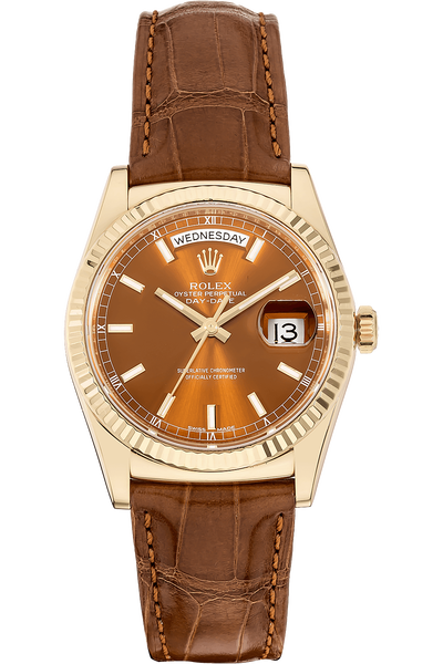 Day-Date 36 Yellow Gold Automatic