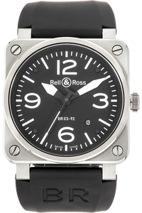 BR 03-92 Heritage  Stainless Steel Automatic