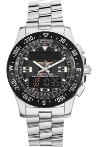 Airwolf Raven  Stainless Steel Quartz