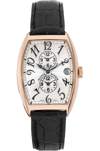 Master Banker Rose Gold Automatic