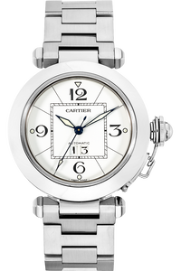 Pasha C Large Date Stainless Steel Automatic