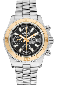 SuperOcean Chronograph Rose Gold and Stainless Steel Automatic