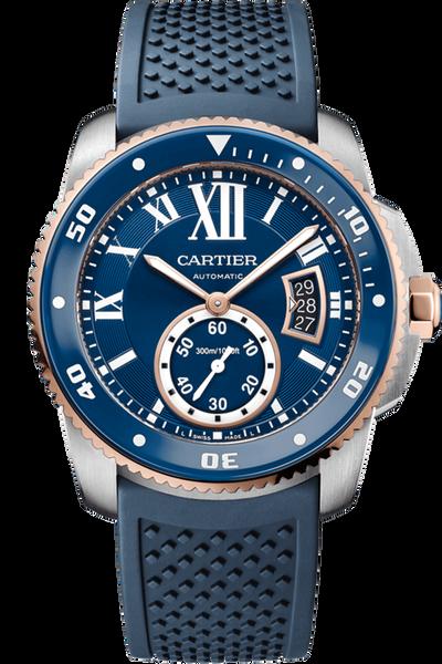 Calibre de Cartier Certified Diving Watch