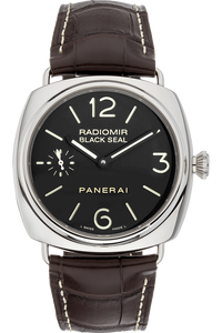 Radiomir Black Seal Stainless Steel Manual