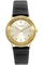 Round Circa 1960s Yellow Gold Manual