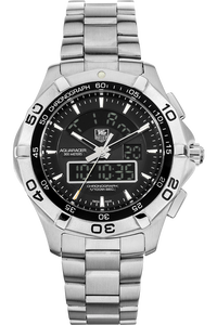 Aquaracer Chronotimer Stainless Steel Quartz