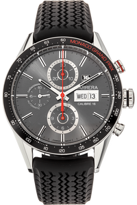 Carrera Monaco Grand Prix LE Stainless Steel Automatic