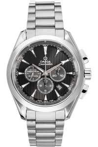 Seamaster Aqua Terra Co-Axial Chronograph Stainless Steel Automatic