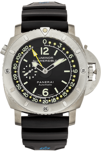 Luminor Submersible 1950 Depth Gauge LE Titanium Automatic
