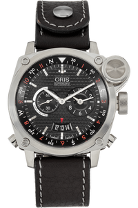 BC4 Flight Timer Stainless Steel Automatic