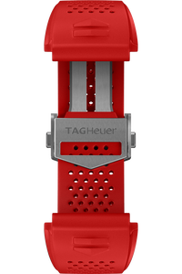 TAG Heuer Connected Watch Strap, Red