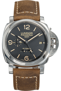 Luminor 1950 GMT 10 Days Stainless Steel Automatic