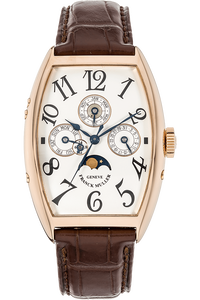 Casablanca Perpetual Calendar Moonphase Rose Gold Automatic