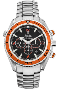 Seamaster Planet Ocean Chronograph Stainless Steel Automatic
