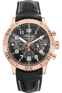 Type XXI Transatlantique Rose Gold Automatic