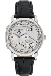 Lange 1 Time Zone  Platinum Manual