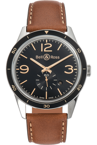 BR 123 Golden Heritage Stainless Steel Automatic