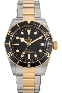 Heritage Black Bay Yellow Gold and Stainless Steel Automatic