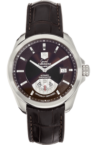 Grand Carrera Calibre 6 Stainless Steel Automatic